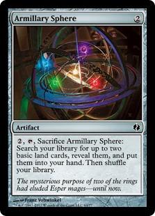 Armillary Sphere DDI