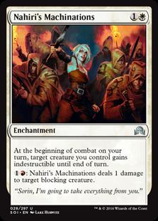 Nahiri's Machinations SOI