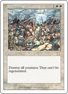 Wrath of God 6E