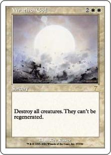 Wrath of God 7E