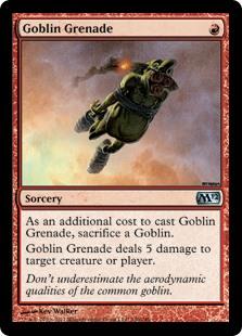 Goblin Grenade M12