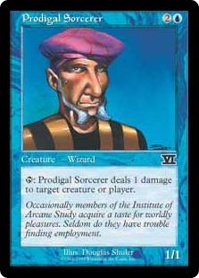 Prodigal Sorcerer BR