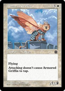 Armored Griffin PO2