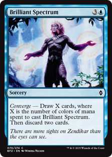 Brilliant Spectrum BFZ