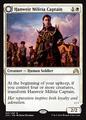 Hanweir Militia Captain SOI