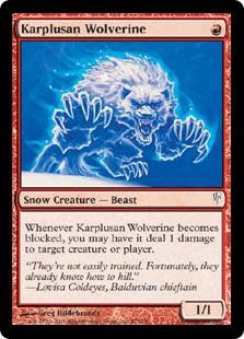 Karplusan Wolverine CSP