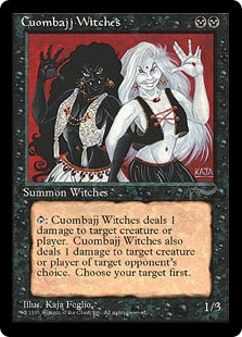 Cuombajj Witches CHR