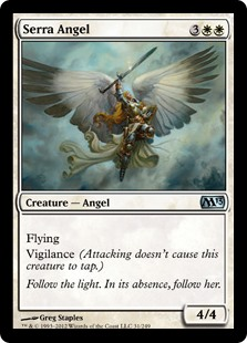 Serra Angel M13