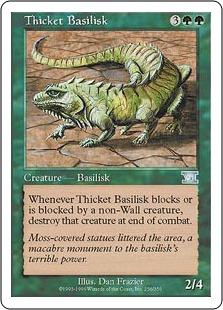 Thicket Basilisk 6E