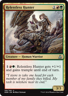 Relentless Hunter OGW