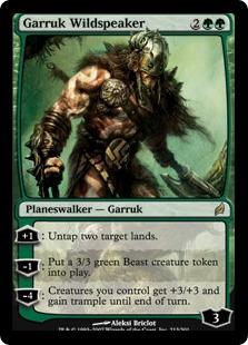 Garruk Wildspeaker LRW