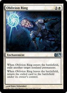 Oblivion Ring M12