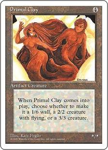 Primal Clay 4E