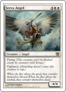 Serra Angel 9ED