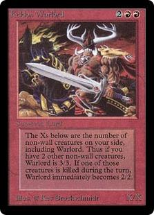 Keldon Warlord 2E