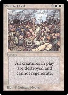 Wrath of God 2E