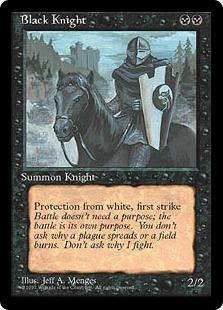 Black Knight MED