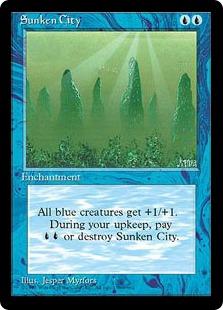 Sunken City MEd