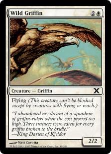 Wild Griffin 10E