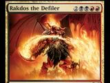 Rakdos the Defiler