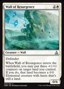 Wall of Resurgence OGW