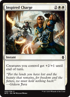 Inspired Charge BFZ