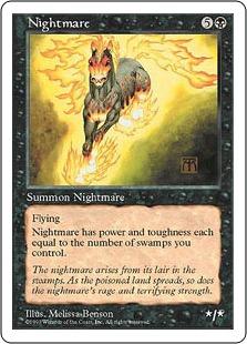 Nightmare 5E