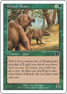 Grizzly Bears 6ED