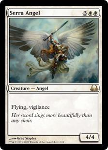 Serra Angel DDC