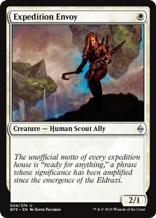Expedition Envoy BFZ