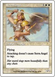 Serra Angel 7E