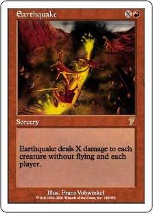 Earthquake 7E