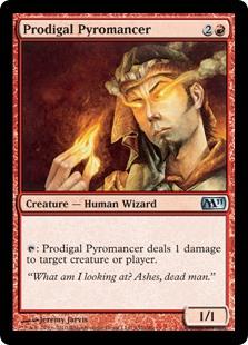 Prodigal Pyromancer M11