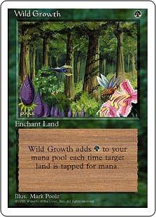 Wild Growth 4E