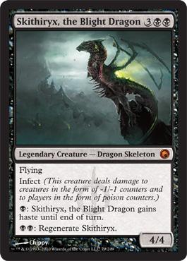 Skithiryx, the Blight Dragon 2