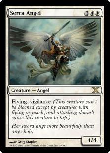 Serra Angel 10E