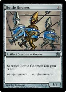 Bottle Gnomes DD2