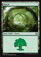 Forest KLD 262