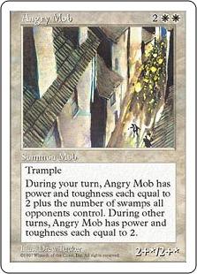 Angry Mob 5E