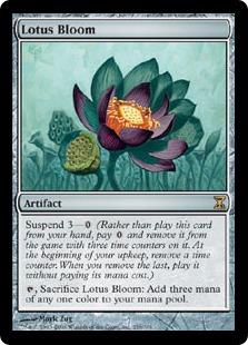 Lotus Bloom TSP