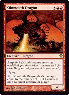 Kilnmouth Dragon ARC