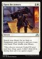Open the Armory SOI