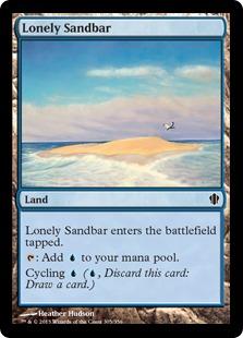 Lonely Sandbar C13