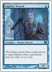 Fugitive Wizard 9ED