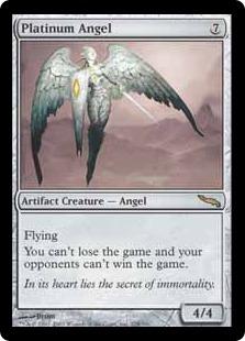 Platinum Angel MRD