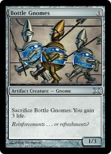 Bottle Gnomes 10E