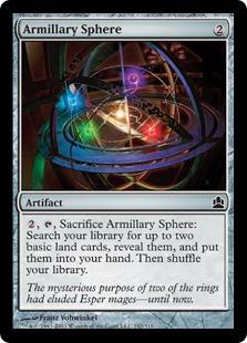 Armillary Sphere CMD