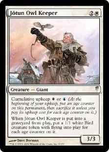 Jötun Owl Keeper CSP