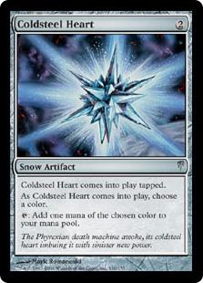 Coldsteel Heart CSP