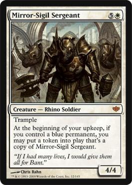 Mirror-Sigil Sergeant CON